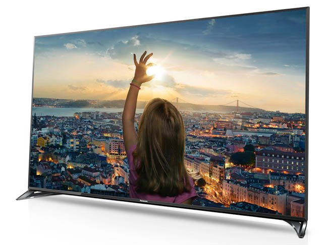 Panasonic Viera TX-50CX802B with Firefox OS