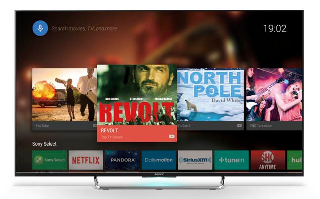 Sony Bravia KD-55X8505C Android TV