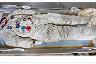 Neil Armstrong's Lunar suit