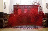 The Shining - blood cascade