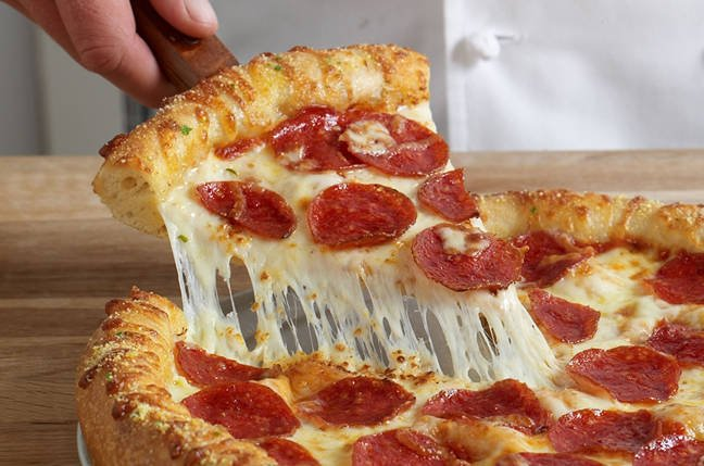 Customers cheesed off after card details nicked in Pizza Hut