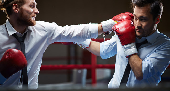 Boxers image via Shutterstock