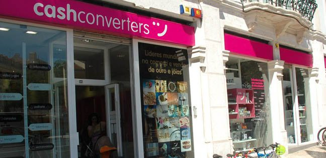 Cash Convertors, Portugal