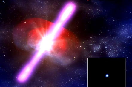 Credit: X-ray: NASA/CXC/Caltech/D.Fox et al.; Illustration: NASA/D.Berry