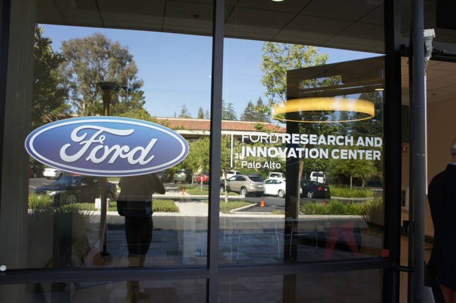 Ford's Palo Alto Research Center