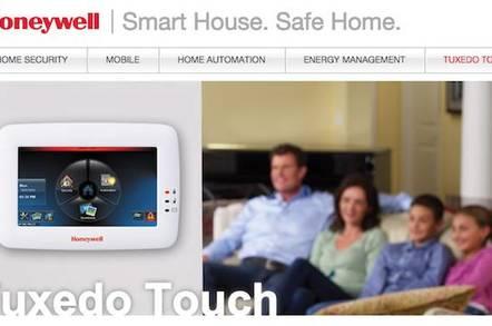 SOHOpeless: Security stains on Honeywell's Tuxedo home automator