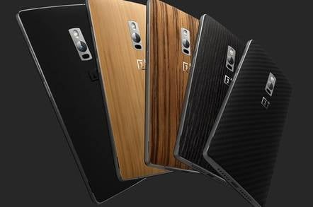 OnePlus 2 backs