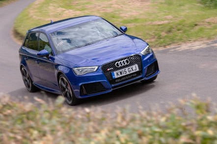 Audi Rs3 Keep Running Up That Hill With No Problems The Register