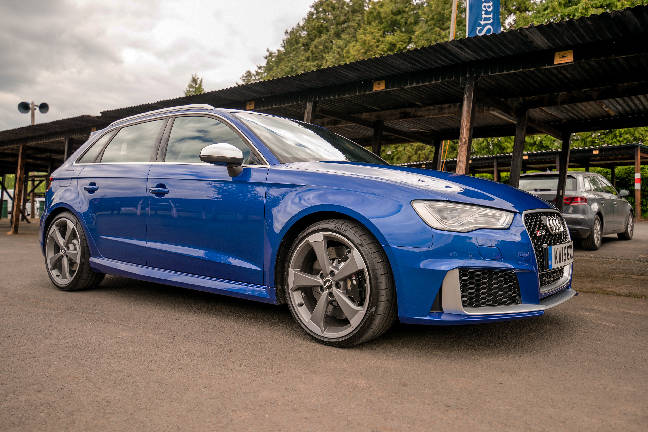 Audi RS3: Keep running up that hill, with no problems • The