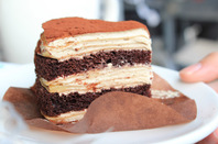 Cake image via Shutterstock