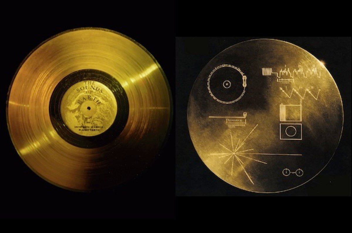 Voyager's Golden Record now free to download • The Register
