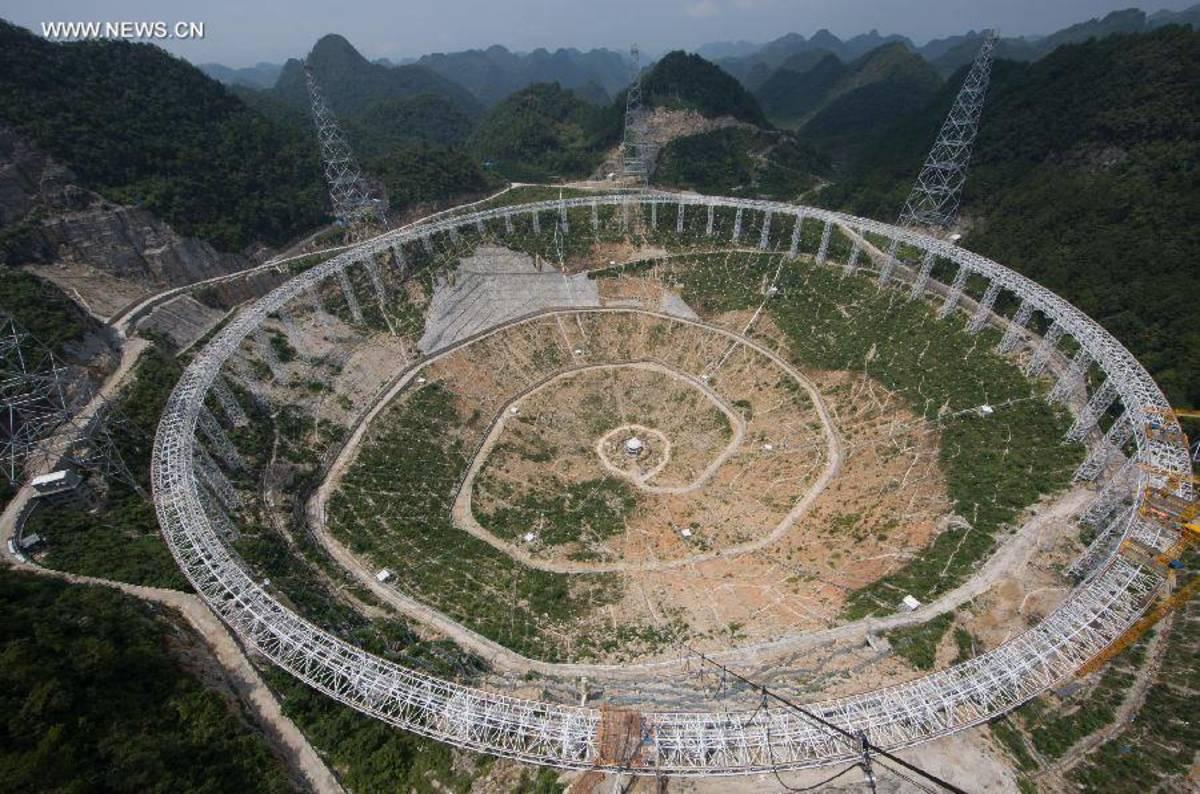 China Announces Petascale Super For Fast Radiotelescope