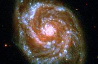 Supernova captured by XMM-Newton. Pic: Stefan Immler and Gulab Dewangan and ESA
