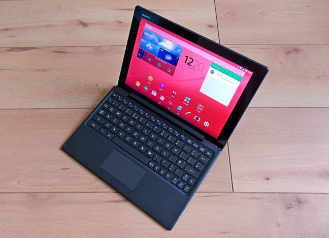Sony Xperia Z4 4G Android tablet