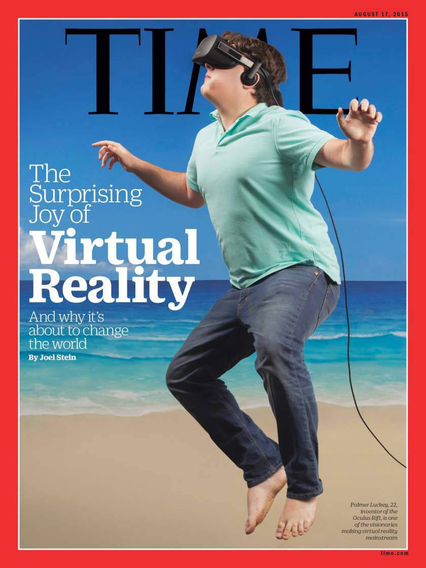 moronic time cover sets back virtual reality another 12 months the
