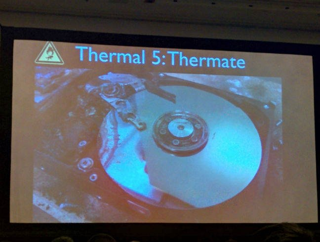Thermate