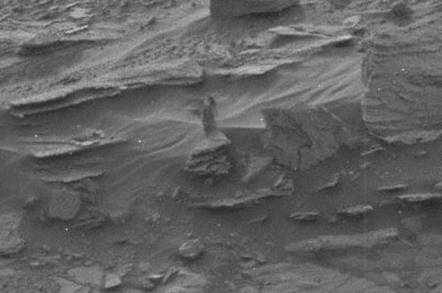 A woman on Mars?