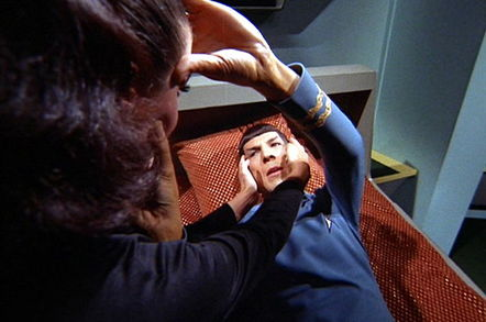 Mr. Spock goes full 3D