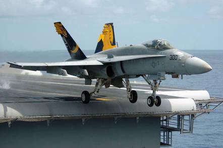 Hornet_Carrier_takeoff
