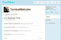 Turnbull's twitter feed by https://www.flickr.com/photos/paullyoung/  https://creativecommons.org/licenses/by/2.0/