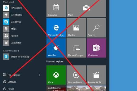 No more Windows 10 Start menu with Start10