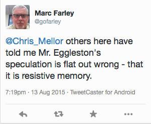 Marc Farley tweet