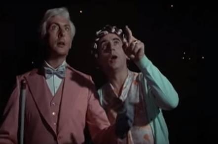 Monty Python Galaxy Song