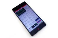 ZTE Nubia Z9 Mini Android smartphone