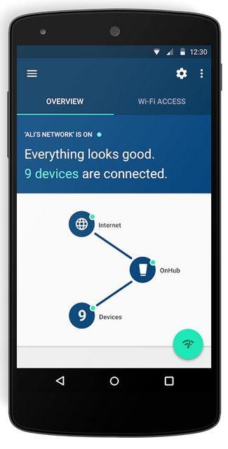 OnHub app