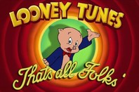 that's all folks featuring Porky Pig