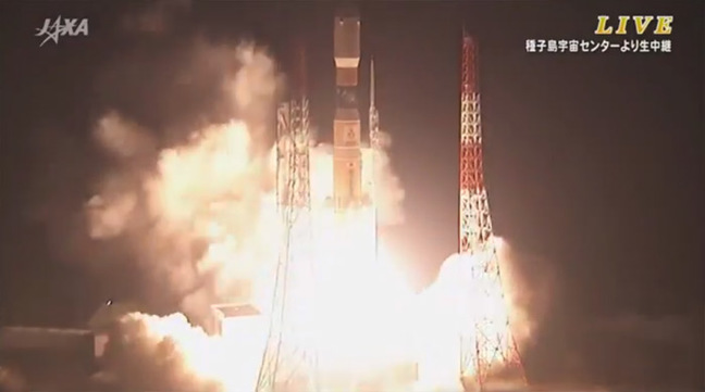 The ISS resupply mission launches last week