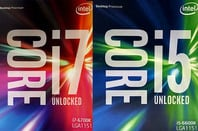 Intel Skylake unlocked Core i5 and i7 CPUs
