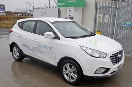Hyundai ix35 Fuel Cell: El Reg on the hydrogen highway • The Register