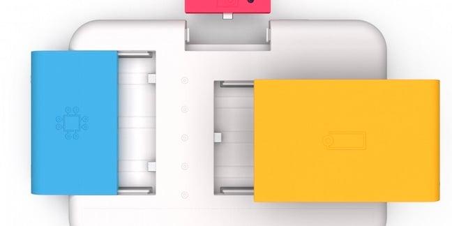 The Infinity Modular Laptop
