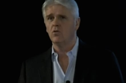 Bill Morrow NBN CEO