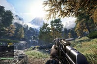 Far Cry 4 in game at 4K