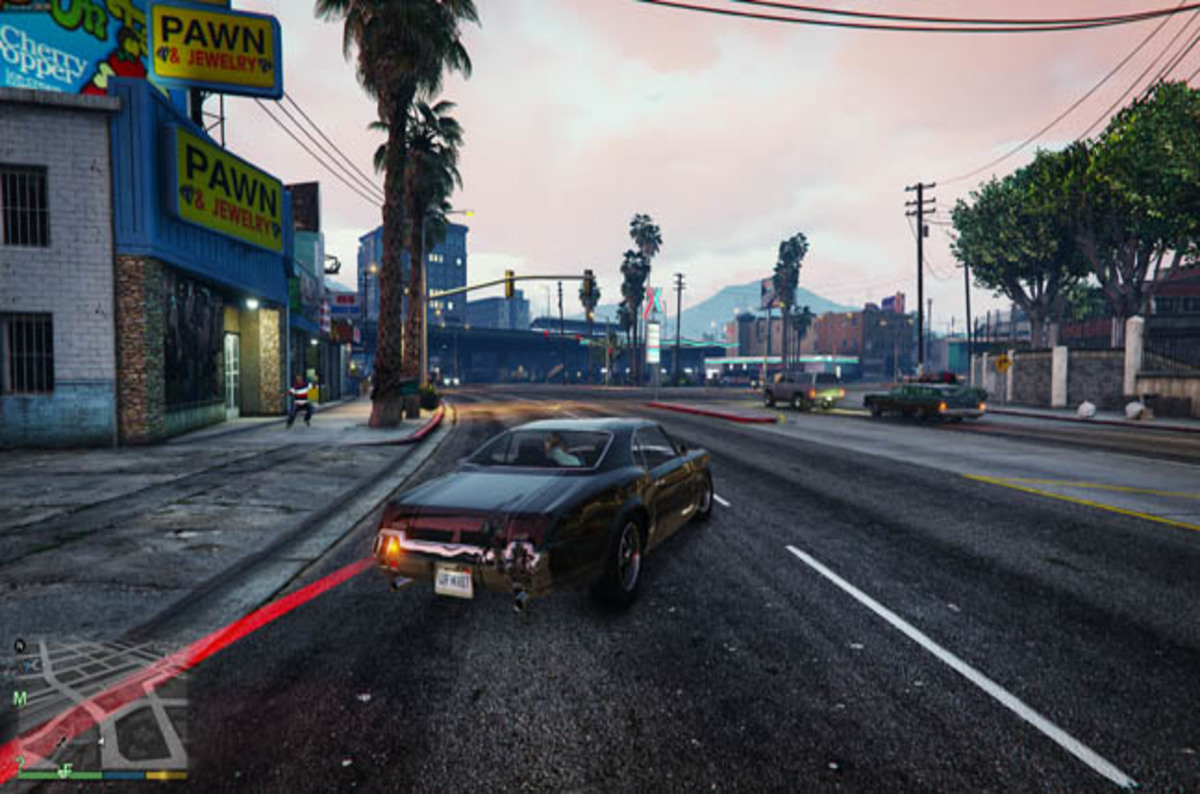 photo image Build your very own self-driving AI – using <i>Grand Theft Auto V</i>, of course