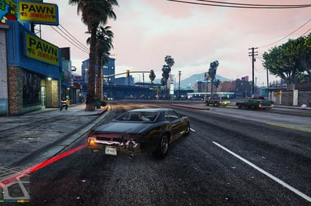 Gta V In Game At K