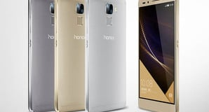Honor 7 Android smartphone