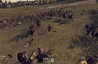 Total War Attila in game at 4K