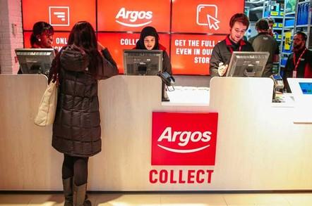 Argos Cannon Street Station, photo: Argos