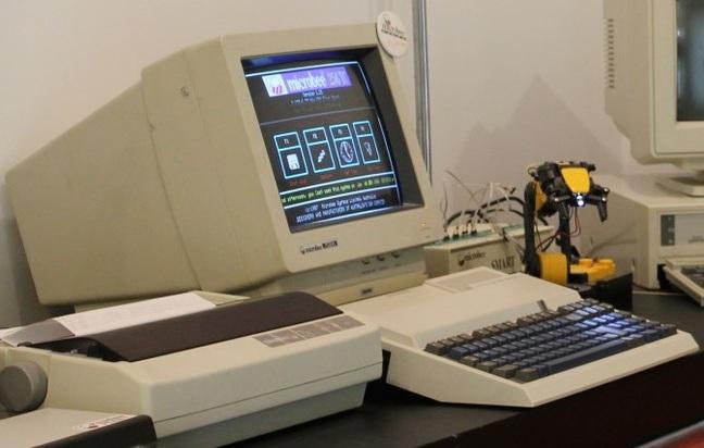 The Microbee 256TC