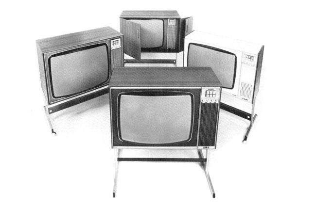 Philips G8 range 1971