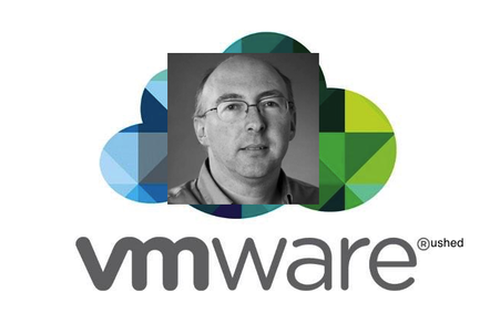 Ray O'Farrell VMWARE CTO and CDO