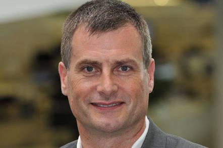 Ronan Dunne, CEO of O2