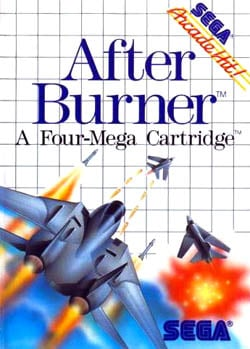 After Burner Arcade edition