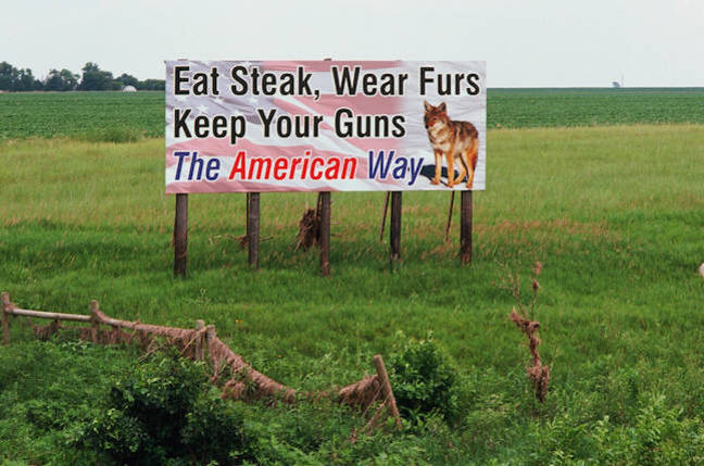 Roadside Advice in South Dakota by https://www.flickr.com/photos/plannerjohn365/ cc 2.0 attribution noderivs generic https://creativecommons.org/licenses/by-nd/2.0/
