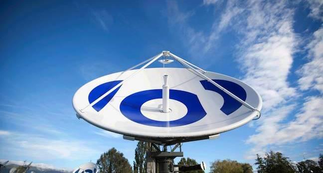 EBU Satellite Dish at HQ