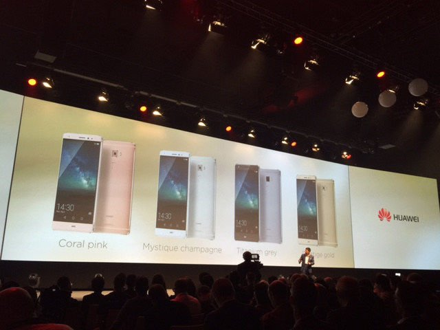 Huawei Mate S announcement