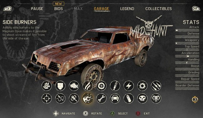 Mad Max PC video game